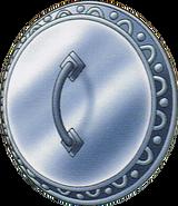 DQVIII3DS - Silver platter