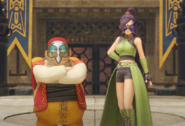 DQXI - Jade and Rab Masked