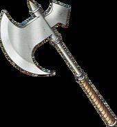 DQIX - Battle axe