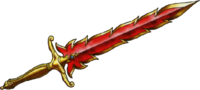 DQIX - Fire blade
