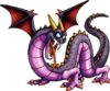 DQVII3DS - Blazing wingwyrm
