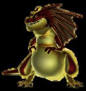 GreatArgon Lizard in Memoriam