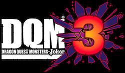 Logo DQMJ3