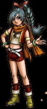 Mia (Dragon Quest XI)