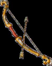 DQVIII - Hunter's bow