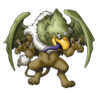 DQVIII - War gryphon