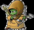 Bodkin archer