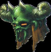 DQIVDS - Death mask
