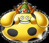 DQMJ2PRO - Mottle king slime