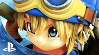 Dragon Quest Builders - Announcement Trailer PS4, PS Vita