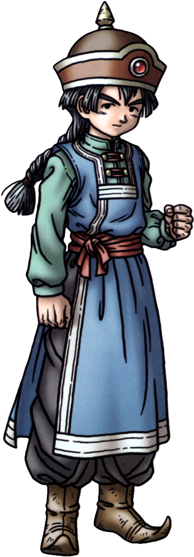 Dragon Quest Wikipedia: List Of Minor Characters In Dragon Quest IX