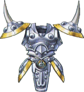 DQVII3DS - Metal king armour