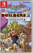 Dragon Quest Builders 2 Switch jp