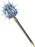 DQVDS - Staff of divine wrath