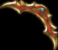 DQVDS - Flametang boomerang