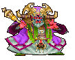 IX - King Godfrey sprite