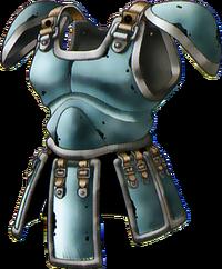DQVIII - Bronze armour