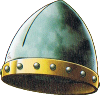 DQIX - Warrior's helm
