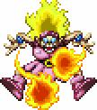 DQXI - Unused monster 1 2D