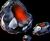 DQVIII - Rockbomb shard