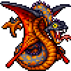 DQXI - Unused monster 2 2D