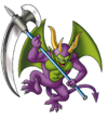 DQXIS - Grim keeper