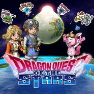 Dragon Quest of the Stars beta promo