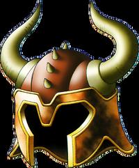 DQVIII - Raging bull helm