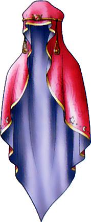 DQVIII - Robe of serenity