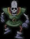 DQiOS - Dark skeleton