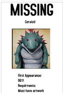 Missing DQ Monster Poster 19