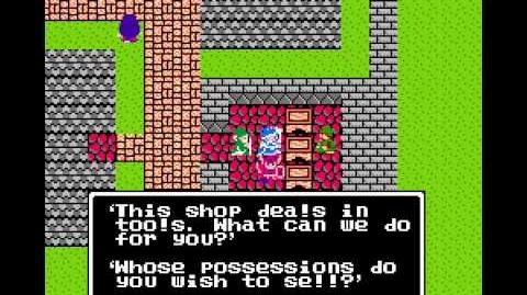 NES Longplay 199 Dragon Warrior III (Part 2 of 3)