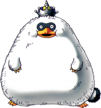 DQMCH - King platypunk