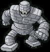 DQiOS - Stone golem