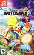 Dragon Quest Builders 2 Switch NA