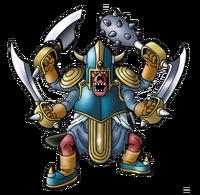 DQVIII - Zombie gladiator