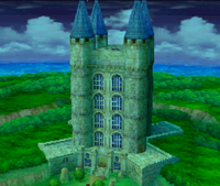 Tower of Trades - FrontView