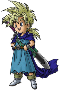 DQVDS - Hero's Son