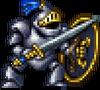 DQXI - Infernal armour 2D