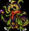 DQXI - Professaurus 2D