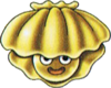 DQMJ3 - Gold clam slime