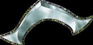 DQVDS - Edged boomerang
