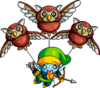 DQVII3DS - Peahooter