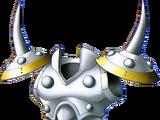 Metal king armour
