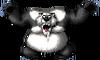 DQXI - Ursa panda 2D