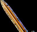 Épée de cuivre