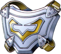 DQVIII - Silver cuirass