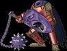 VIII - Hell's gatekeeper sprite
