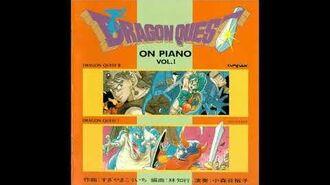 Fullsoundtrack Dragon Quest on Piano Vol 1