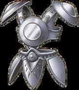 DQIX - Mirror armour